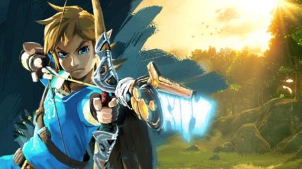 Nintendo Download   Zelda: Breath of the Wild