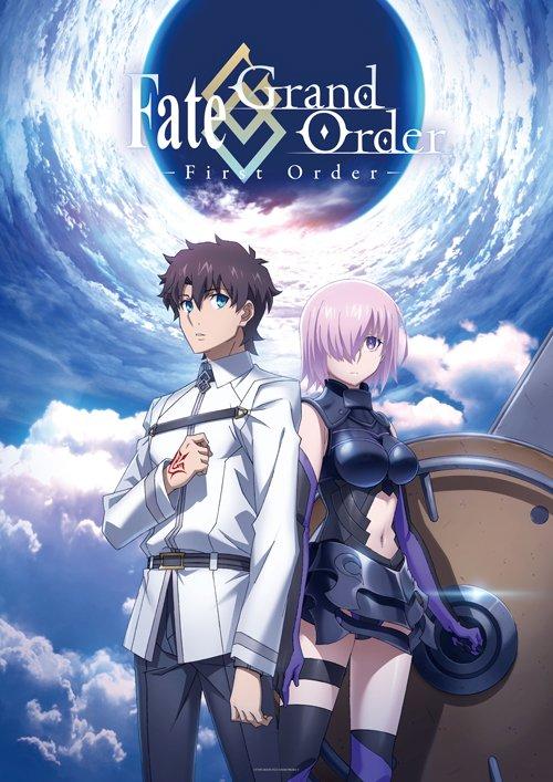Fate/Grand Order | First Order, Key Art