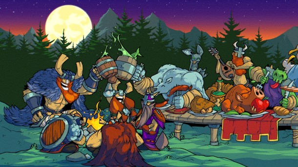Viking Squad | Celebration