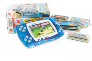 Import gaming with Wonderswan | Wonderswan Color