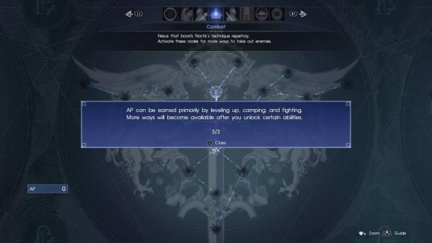 Final Fantasy XV   Ascension
