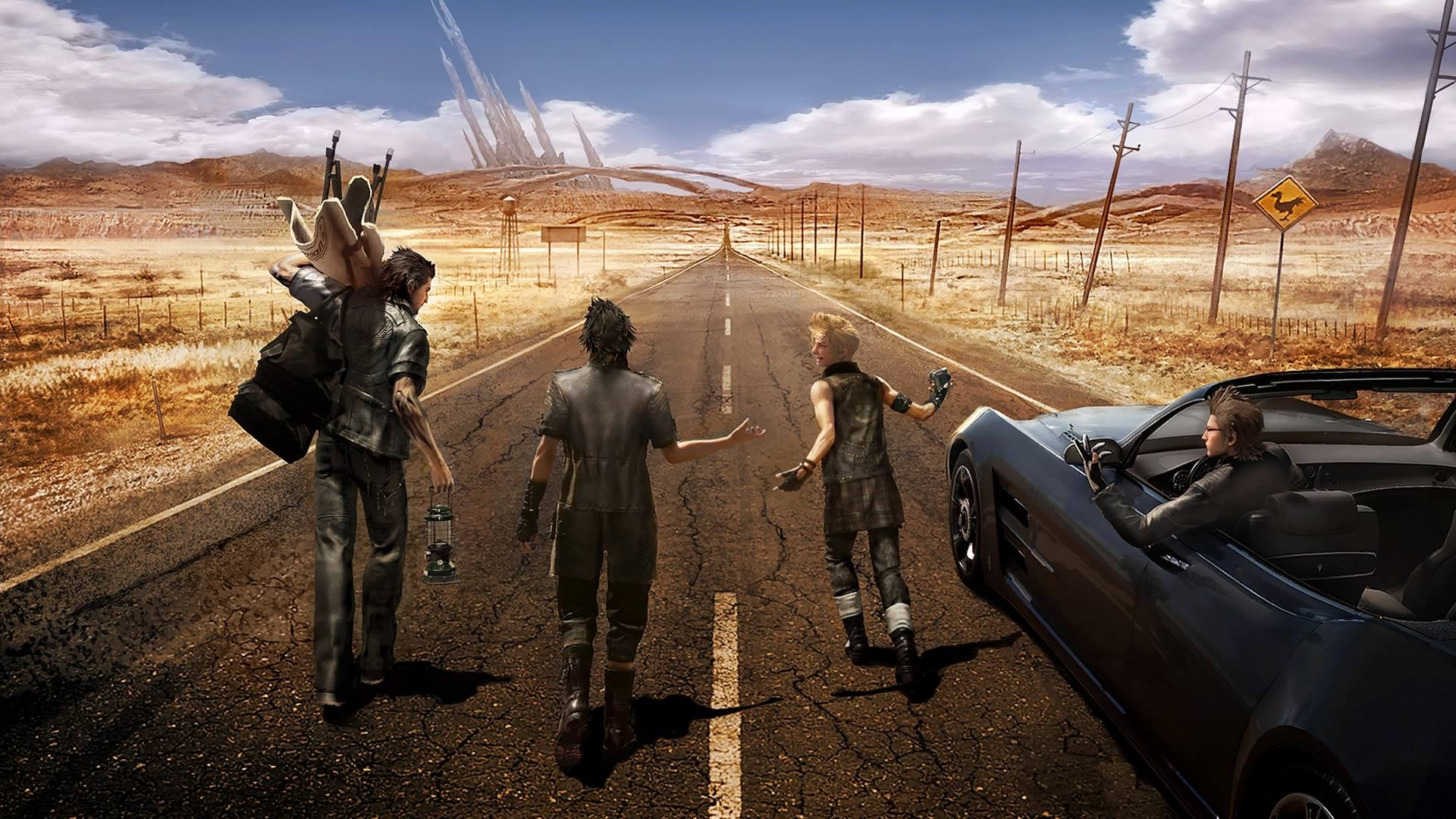 Review Final Fantasy Xv Part 1 Oprainfall