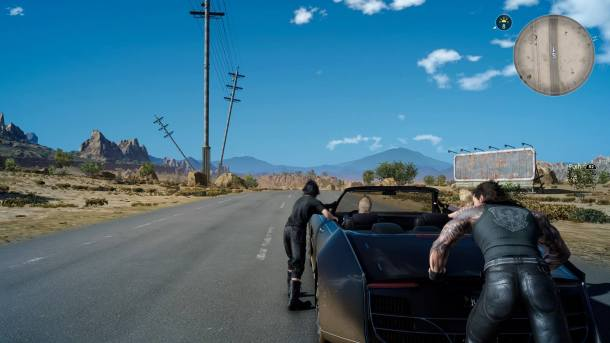 Final Fantasy XV | Inauspicious Start