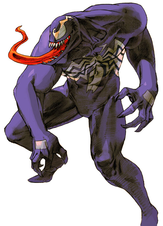 marvel vs capcom 2 venom ending relationship