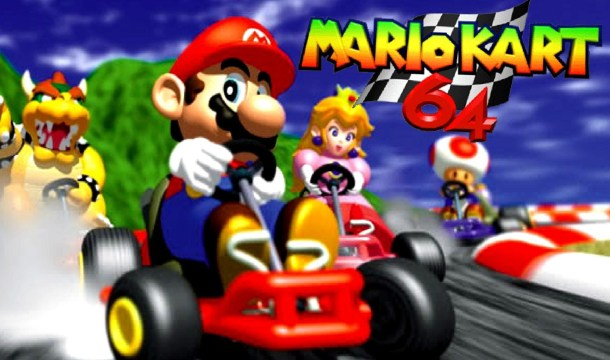 Nintendo Download | Mario Kart 64