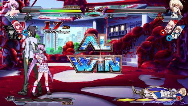 Nitroplus Blasterz | Victory