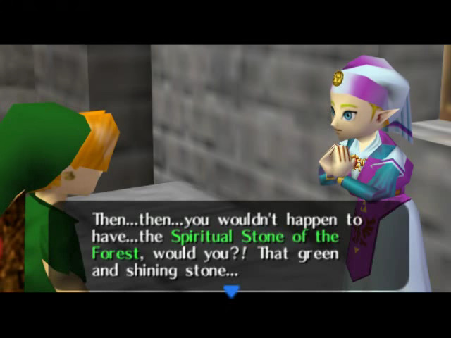 Ocarina of Time | Eager Princess