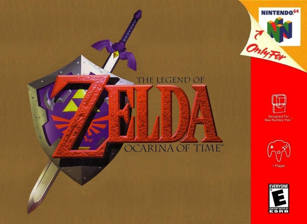 Ocarina of Time | boxart