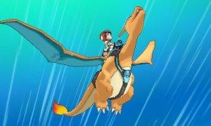 Pokémon Sun & Moon   Ride Charizard
