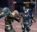 Xenoblade Chronicles X | Ramsus begging KOS-MOS for help?