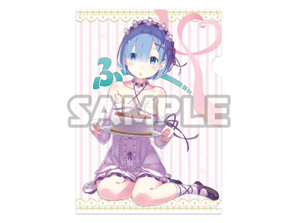 Re:ZERO | Rem Clear File