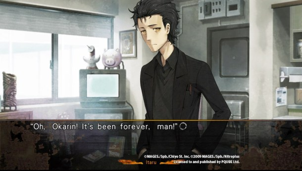 Steins;Gate 0 | Okarin