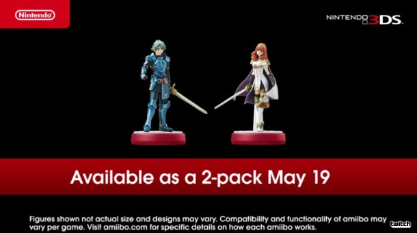Fire Emblem Direct | amiibo