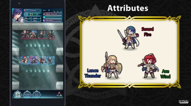 Fire Emblem Direct | Heroes Triangle