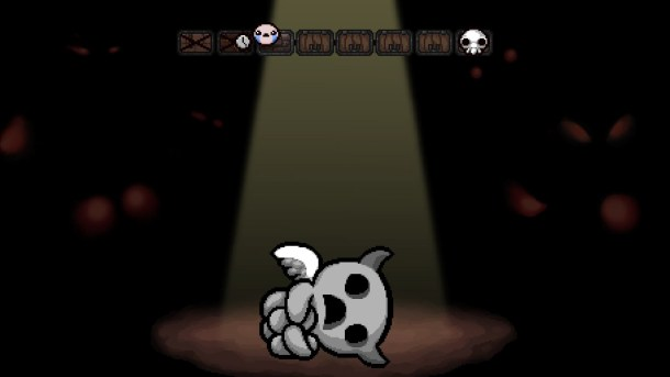 Afterbirth+ | Appolyon Stage Select