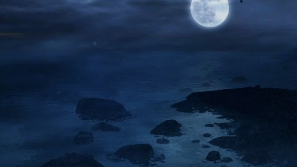 Dear Esther | Moon