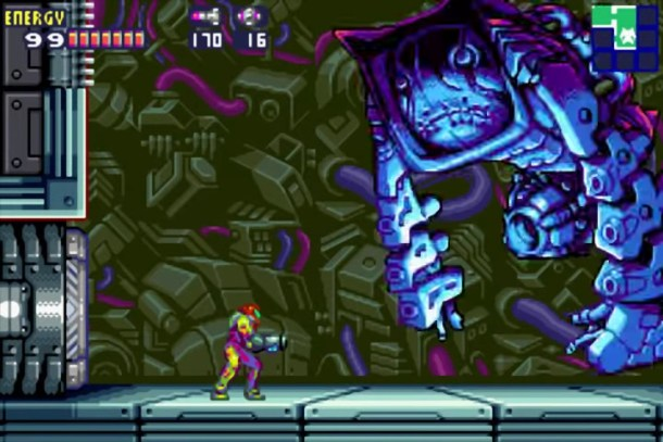 Metroid Fusion | Nightmare