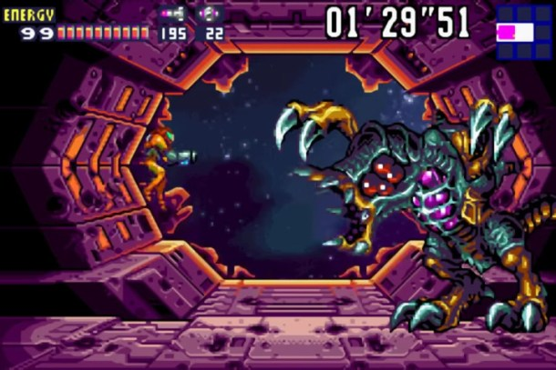 Metroid Fusion | Omega Metroid