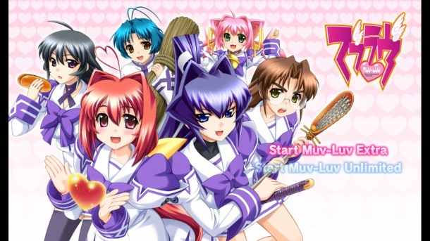 Muv-Luv | Story Selection