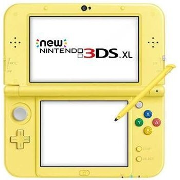 New Nintendo 3DS - Pikachu Yellow Edition