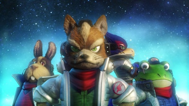 2016 Oprainfall Awards | Star Fox