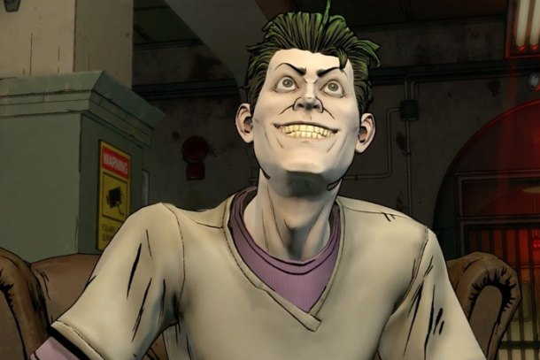 Batman Telltale   Joker