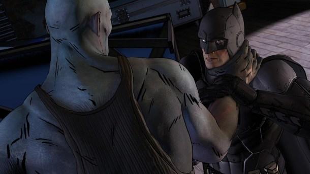 Batman Telltale   Violence