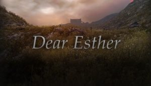 Dear Esther | Cover