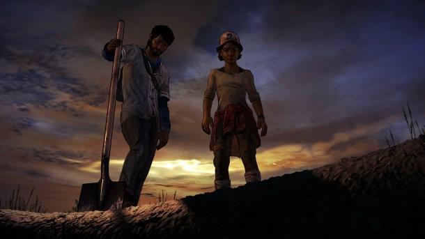 The Walking Dead | Burial