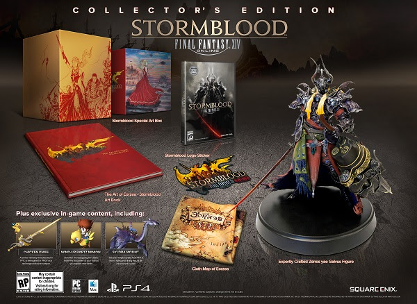 Final Fantasy XIV: Stormblood | Collectors Edition