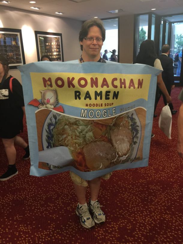 Dragon Con | Moogle Ramen