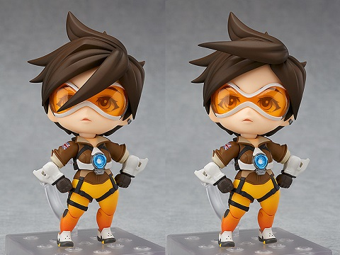Overwatch Tracer Nendoroid