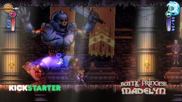 Battle Princess Madelyn | Boss