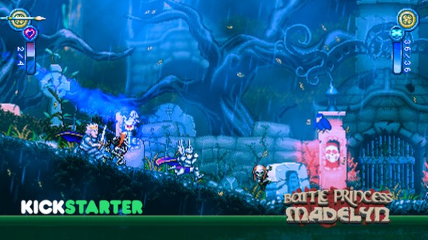 Battle Princess Madelyn | Level