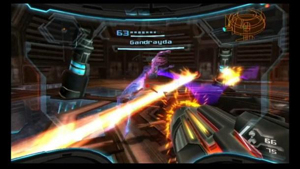 Metroid Prime 3 | Gandrayda