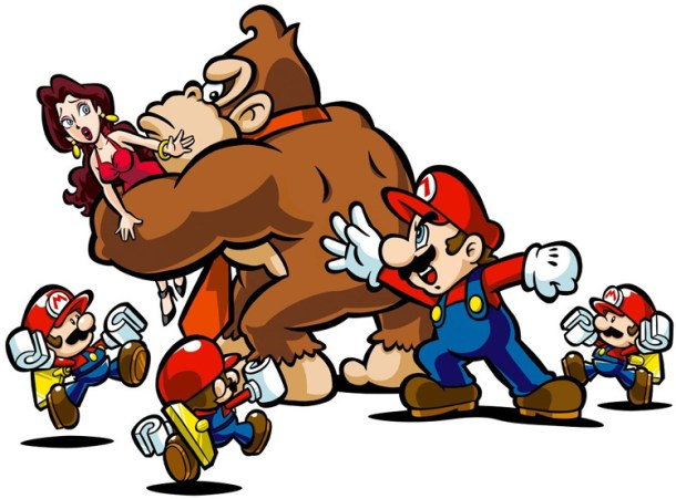 Nintendo Download | Mario vs DK