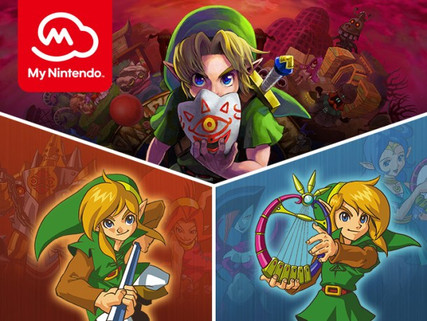 Nintendo Download | Zelda My Nintendo