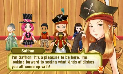 Story of Seasons: Trio of Towns | Festival