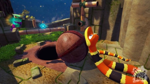 Snake Pass | Puzzle