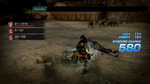 Dynasty Warriors: Godseekers | Glitch