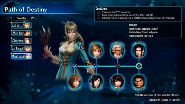 Dynasty Warriors: Godseekers | Path of Destiny
