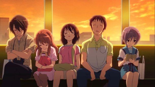The Melancholy of Haruhi Suzumiya | SOS Brigade