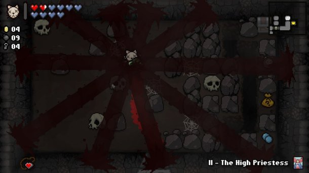 Afterbirth+ | Brimstone Volley