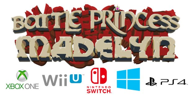 Battle Princess Madelyn | Logo
