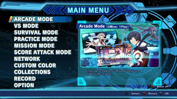 Chaos Code -New Sign of Catastrophe | Modes