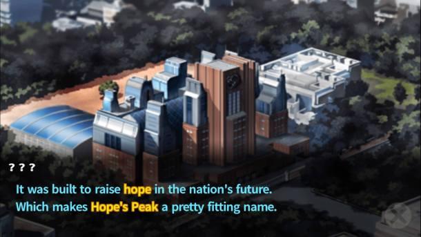 Danganronpa 1-2 Reload   Hope