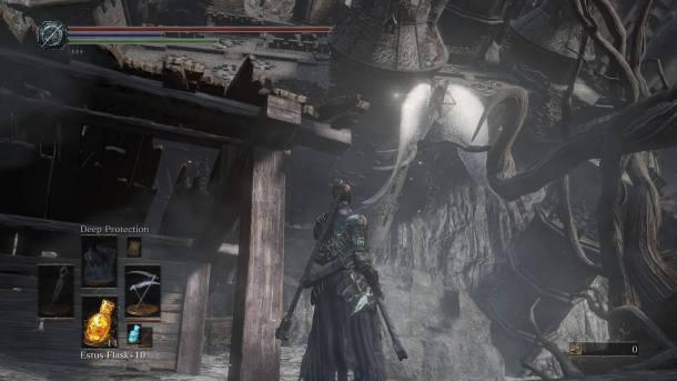 Dark Souls III: The Ringed City | Angels