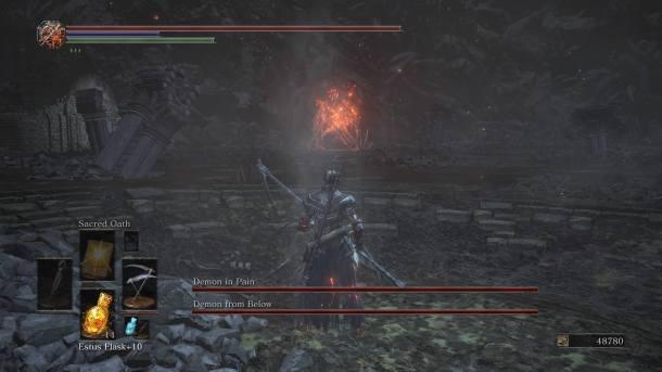 Dark Souls III: The Ringed City | Boss
