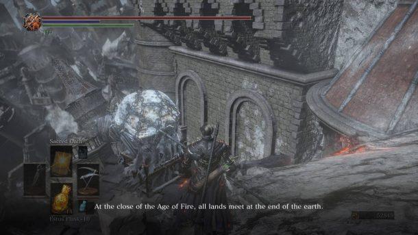 Dark Souls III: The Ringed City | End
