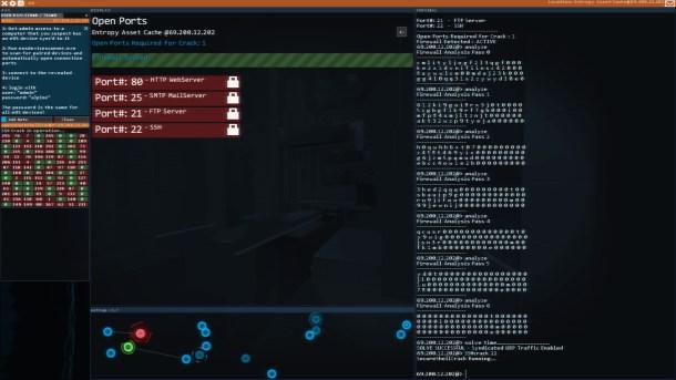 Hacknet | Hacking